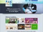 A. R. Criações - Criação de sites e sistemas online - Impressão de cartões de visita folders e mai