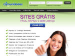 Criar Site Grátis - Fácil, Rápido e sem Limites