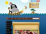 Home - Sjaak de Piraat - Kindershows en attracties alleen voor echte zeebonken