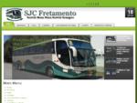 Ônibus fretado São José dos Campos a São Paulo com Ônibus executivo