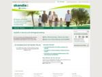 Skandia Versicherung Altersvorsorge und Investment