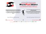 SkateParkWorld Planung, Lieferung, Aufbau von Skate Anlagen Skate parkok tervezése, szállítása ...
