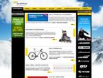 Ski Bike Centrum - lyže, jízdní kola, sportovní vybavení