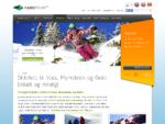 Rimelig skiferie! Skibillett til Geilo, Voss og Myrkdalen - transport og heiskort i ett! NYHET! Ski