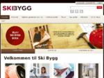 Byggevarer, trelast, kjà¸kken, bad, gulv - Ski Bygg | Ski Bygg