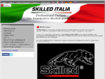 Skilled Italia s. r. l. abrasivi flessibili per automotive, carrozzerie, nautica, ferramenta e ...