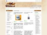 Sklep Jeździecki GIDRAN - Strona główna