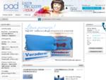 Strona główna - Dermokosmetyki, Kremy lecznicze, Problemy skórne, leczenie blizn - PAD Technologi