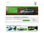 Officiell bilförsäkring för Skoda | Skoda Försäkring