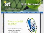 ŠKOLA TENISU - tenisový trenér