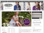 Skott i Rold | Festt248;j | Brudekjoler | Selskabst248;j | Pronovias