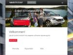 50 års erfaring med salg av nye og brukte biler | Skotvedt