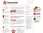 Suomen kommunistinen puolue