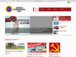 Startsida | Sveriges Kommunistiska PartiSveriges Kommunistiska Parti | Kommunisterna i Sverige