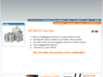 SKYBAGS Serviços de Home Check-in