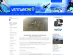 Venture 25 - Skydive Zone - GoPro - blueseventy Wetsuits