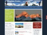 Trekking in Nepal | Adventure Holidays in Nepal | Everest, Annapurna | Himalaya | - Home
