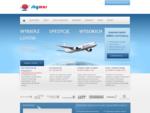 SkyMar - firma spedycyjna, agencja celna, spedycja lotnicza | W naszej ofercie spedycja lotnicza,