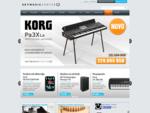 Prodavnica muzičke opreme - Sky Music Center Muzički instrumenti