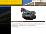 Pat Slattery Crane Hire Ltd.