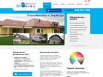 Fasaderstvo - Izdelava in obnova fasade - Slikopleskarstvo Pirc d. o. o.