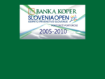 Banka Koper Slovenia open 2005-2010