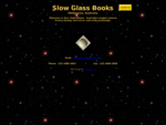 Slow Glass Books - Science Fiction, Fantasy and Horror Specialist Bookshop