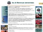Sea Mountain Adventures - Nuuksio Espoo Helsinki pääkaupunkiseutu Uusimaa kokouspalvelut kokou
