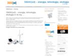 SMAK(sol) 8211; energija, tehnologija, ekologija SMAKsol 8211; Doma