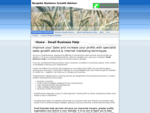 Small Business Help Home - Small Business Help Business Growth Advice Create A Business Website ...