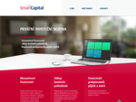 Půjčka - SMART Capital | Finanční služby až do domu.