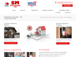 SM Construction, Sheffield Builder | House Extensions, Garage Conversions, Conservatories, Roofing