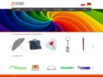 SMD - Upominki i gadzety reklamowe