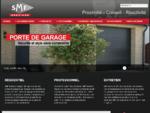 Portes de Garage Motorisées, Portail Automatique, Porte Sectionnelle - SMF SERVICES