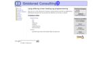 Smidsrà¸d Consulting - Startside