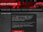 Sistemi di cronometraggio per karting di noleggio | SMS-Timing