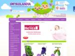 Wózki dziecięce Foteliki samochodowe Łóżeczka w Smykolandia