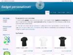 Magliette personalizzate Gadget personalizzati Snillo. it