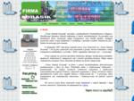 Firma Sobasik Krzysztof Leszno - Zaborowo ~ O firmie - Recykling Makulatura, PET, Folia; Mechanika