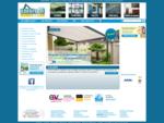 Soboferm - Vente de volets, fenêtres, pergolas, portails, portes de garage sur Dijon, Quetigny