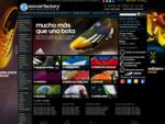 Equipaciones de fútbol - Botas de Fútbol - Tienda Equipaciones de Fútbol