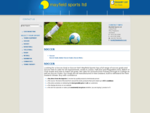 Soccer equipment - Mayfield Sports. Quality sporting equipment