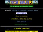 Campeonato do Mundo de Futebol por Webmail