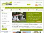 SODO NAMAS | Parduodami namai sodo nameliai | rastiniai sodo namai | karkasiniai sodo namai | s