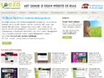 Soeza Content Management Systeem (CMS) en website beheer Dordrecht - Breda - Spijkenisse - ...