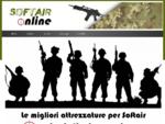Abbigliamento tattico Fucili elettrici Softair online San marino | Softair Games s. r. l.