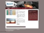 So. L. A. T. srl - Produzione serramenti ed infissi - Montepulciano - Siena - Visual Site