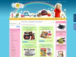 Polecamy Zabawki dla dzieci - Sklep z zabawkami dla dzieci. Cobi, Fisher Price, Smily, hello kit