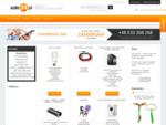 Sklep internetowy RTV-AGD, Zabawki, Komputery, Gry, Prezenty