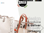 Solutia Packaging - Fashion bags, paper box, shopping e shopper in carta - Solutia Pack bags ...